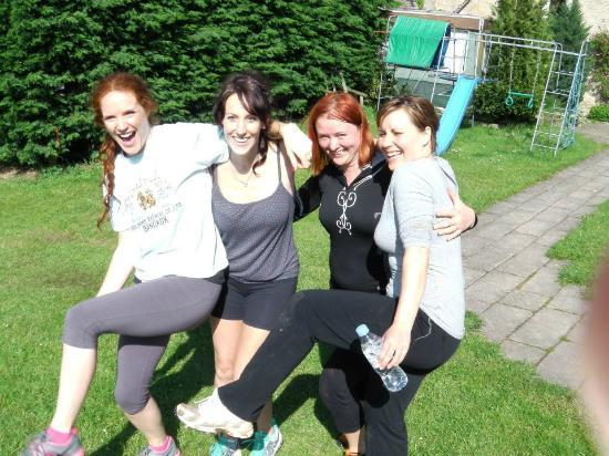 Hillmotts Fitness Retreat: Good times in Cottsworlds