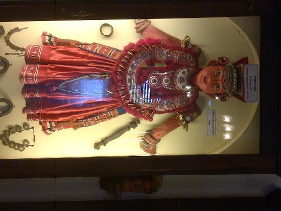 Folklore Museum: costume