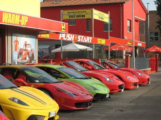 Ferrari Expected to Release Six New Models by 2013