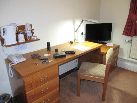 Radcliffe Training and Conference Centre: Bedroom