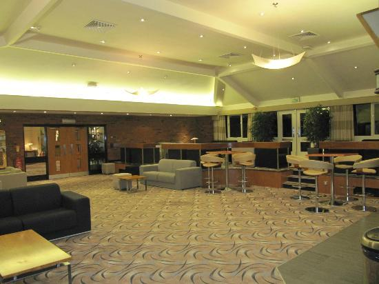 Radcliffe Training and Conference Centre: Communal area