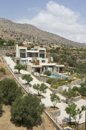 Elounda Olea Villas And Apartments: Elounda Olea complex