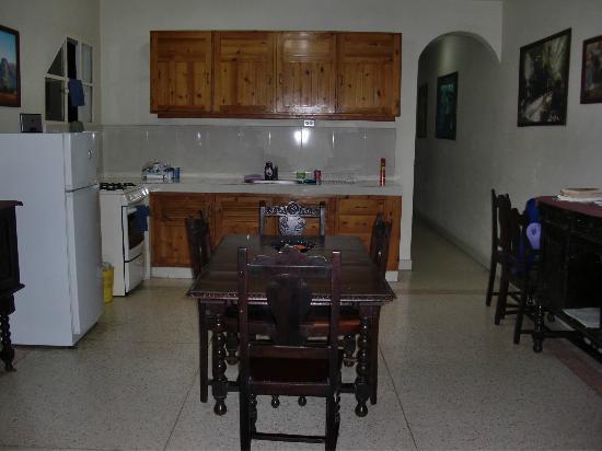Casa Berto: Dining area