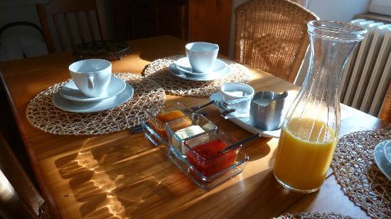 Le Pireau : Petit déjeuner inclus