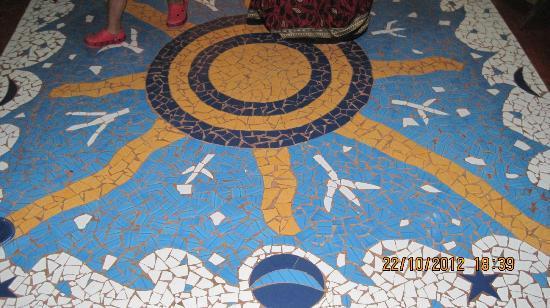Neemrana's Arco Iris Noble Home: ENTARNCE TO ARCO IRIS