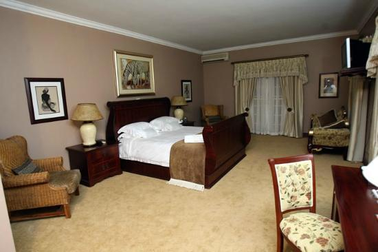 eMakhosini Boutique Hotel: suite
