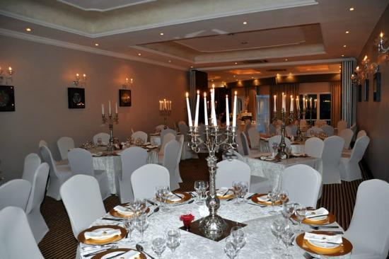 eMakhosini Boutique Hotel: function room