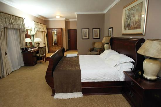 eMakhosini Boutique Hotel: room/suite