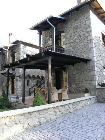 Grevena, Greece: Το Ξενοδοχείο (ανεξάρτητα οικήματα)