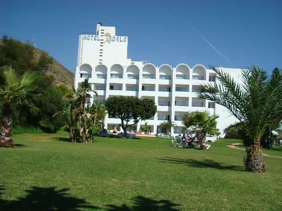 Hotel Best Indalo: Zona del jacuzzi