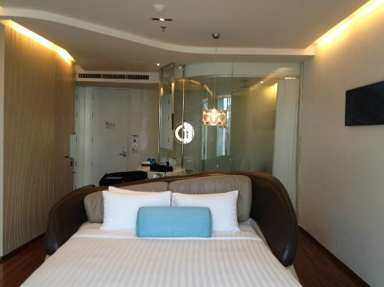 Hotel Baraquda Pattaya - MGallery by Sofitel: Too much design - not enough function