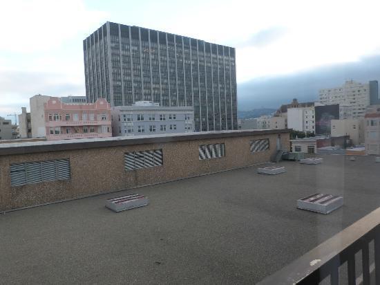 Cova Hotel: vue de la chambre