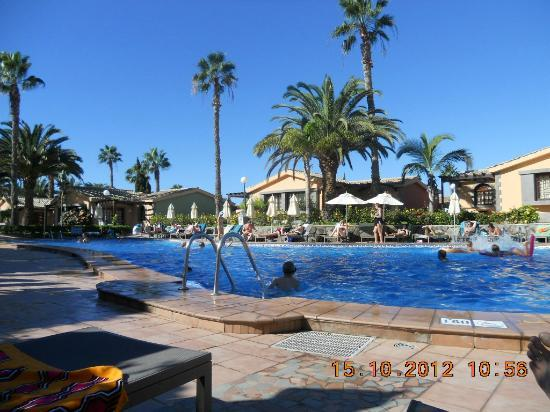 Dunas Maspalomas Resort: Main pool