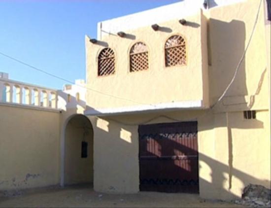 Ouargla, Algérie : المعمار داخل القصر العتيق بورقلة