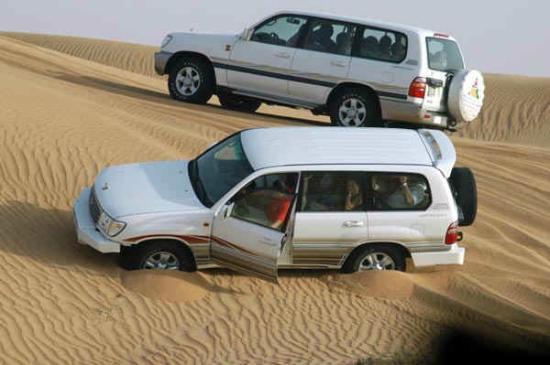 Ouargla, Algérie : الرحلات عبر سيارات الدفع الرباعي لاكتشاف المناطق الصحراوية