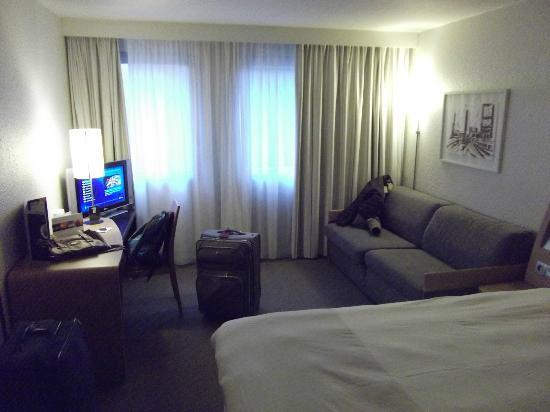Novotel Strasbourg Centre Halles : Room 1