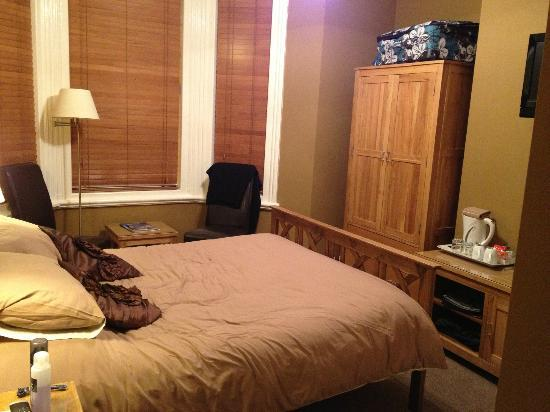 Brentwood Guest House: Kingsize double suite