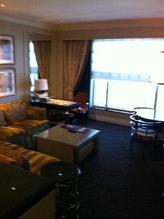 The Palazzo Resort Hotel Casino: Habitación