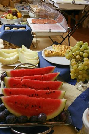 Albergo Rifugio da Giulia : breakfast