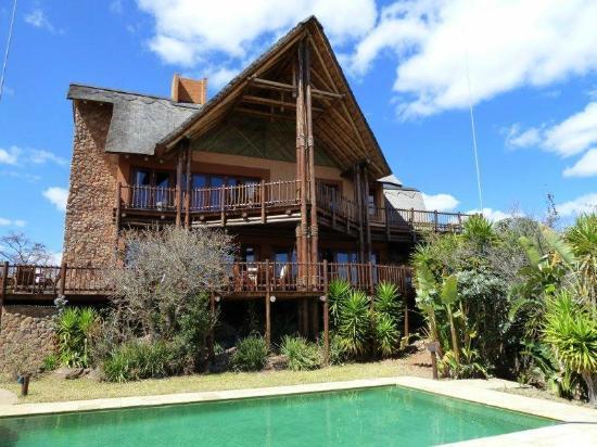 Kololo Game Reserve: Kololo restaurant