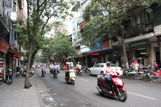 Little Hanoi Hostel: Hang Ga