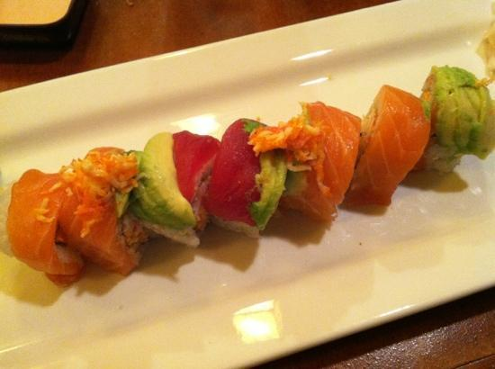 Tokyo bay sushi & grill: French Kiss