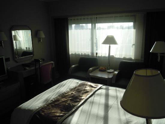 Santos Hotel: room