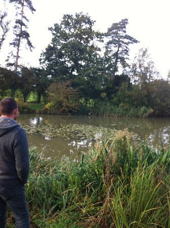 Kilworth House Hotel: The lake