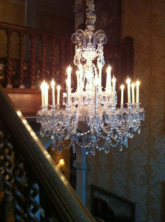 Kilworth House Hotel: gorgeous lights