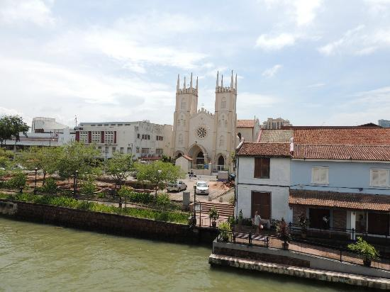 River Song Residence: View from the terrace