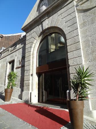 Vitoria Village: Entrance 