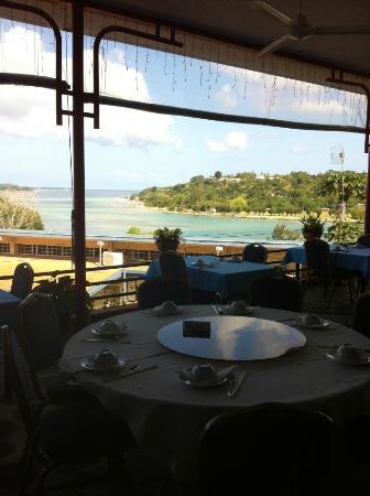 Harbour View Restaurant: Harbour View rest