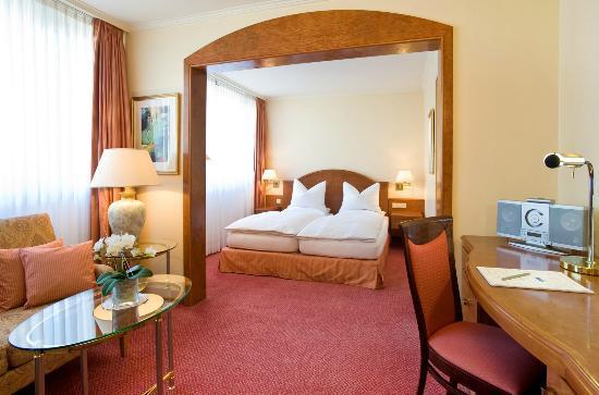 SETA Hotel: Deluxe Doppelzimmer