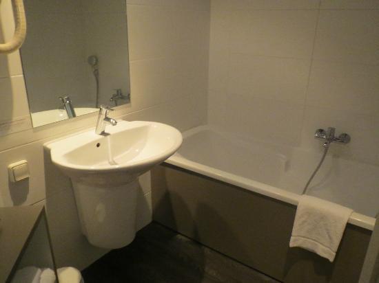 Hotel Le Renard : Salle de bain