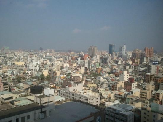 Tayih Landis Hotel Tainan : view