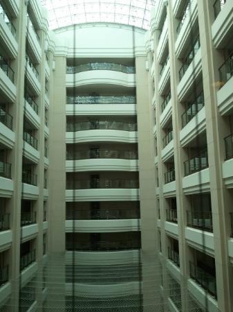 Tayih Landis Hotel Tainan : atrium