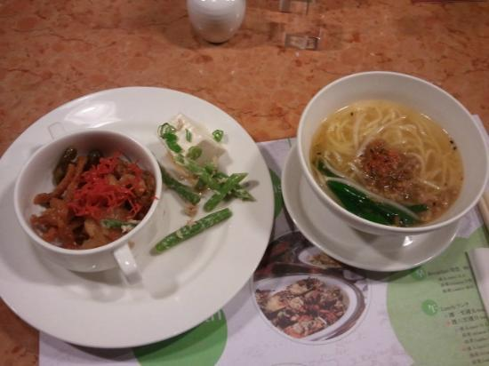 Tayih Landis Hotel Tainan: breakfast