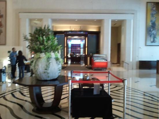 Tayih Landis Hotel Tainan: lobby