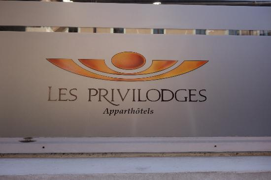 Privilodges Le Royal - Apparthotel : WELCOME
