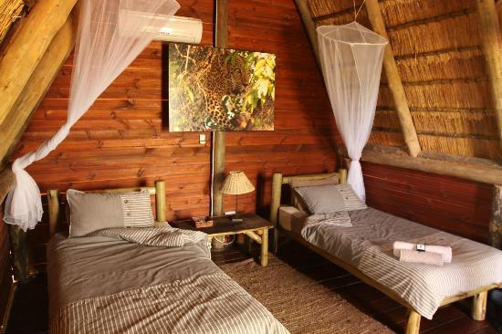 Tsakane Safari Camp: Slaapkamer