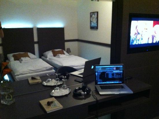 City Hotel Nitra: room