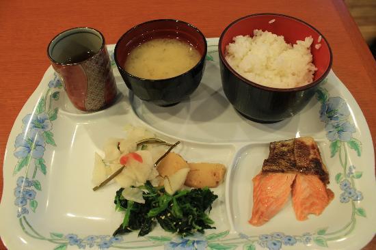 Hotel Shin Osaka: 基本的早餐樣式