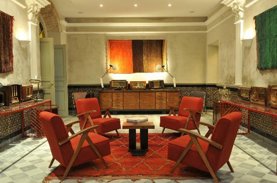 Hotel L'Iglesia - salon