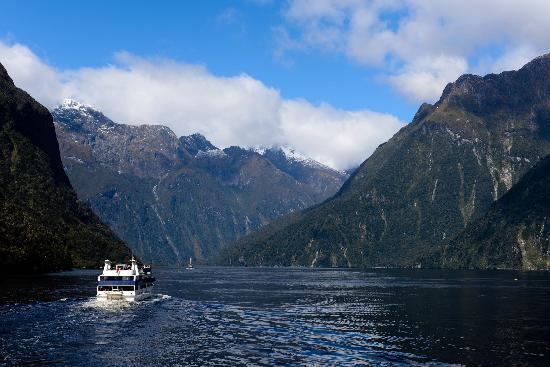 Milford Sound, Yeni Zelanda: Excellent cruise