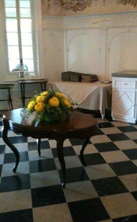La Pinte du Vieux Manoir: Lobby