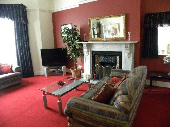 Baytrees Hotel : Our guest lounge.