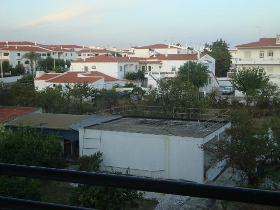 Ourahotel Aparthotel: view again