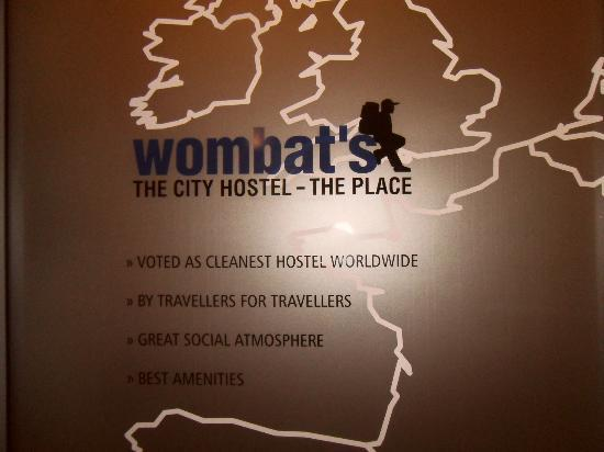 wombat's CITY HOSTEL Budapest: Wombats City Hostel