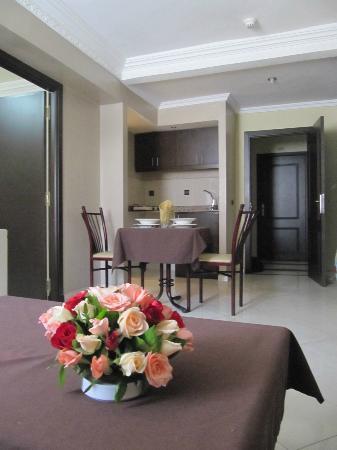 Residence ISNI : Apartement