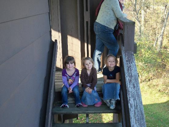 Jasper-Pulaski Fish and Wildlife Area: viewing platform